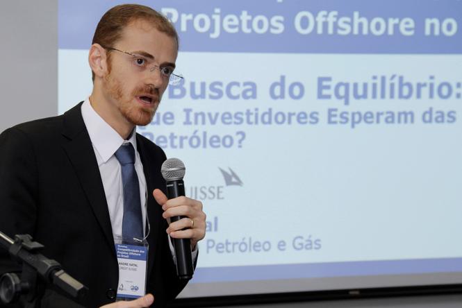 Evento de Competitividade de Campos Offshore