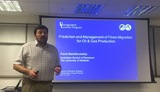 """Palestra de """"Distinguished Lecturer"""" – Dr. Pavel Bedrikovetsky"""