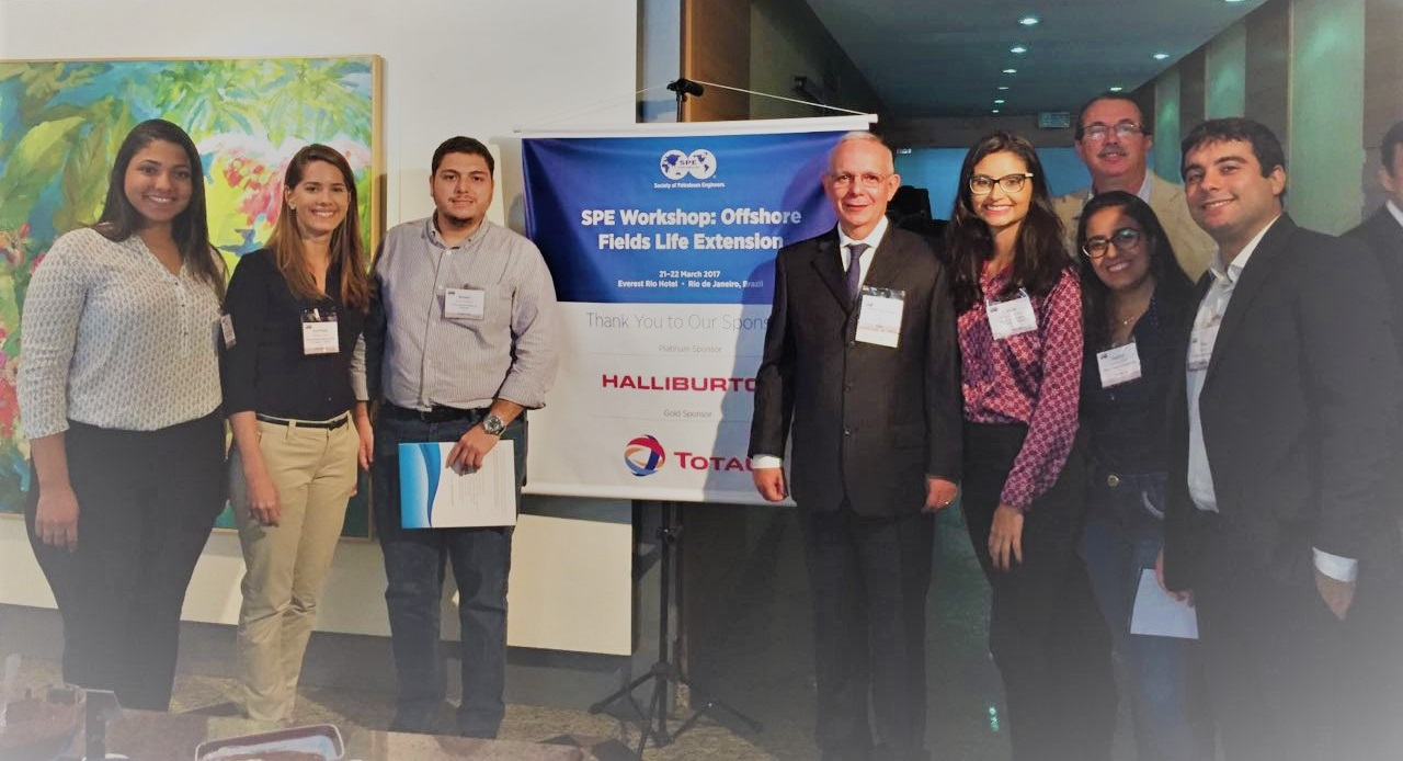 Spe workshop: 'Offshore Fields Life Extension'