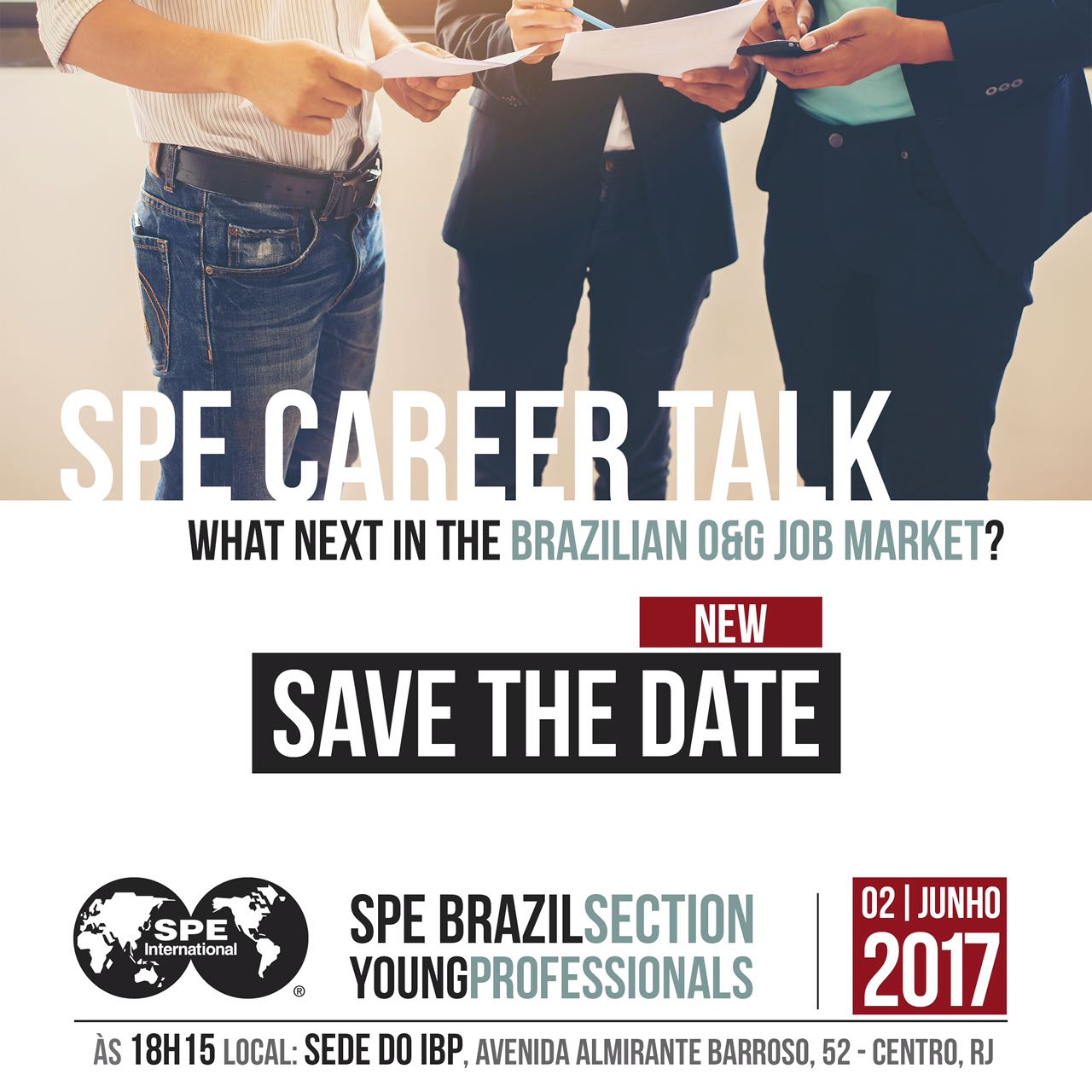 SPE Career Talk – What's next in O&G Job Market?