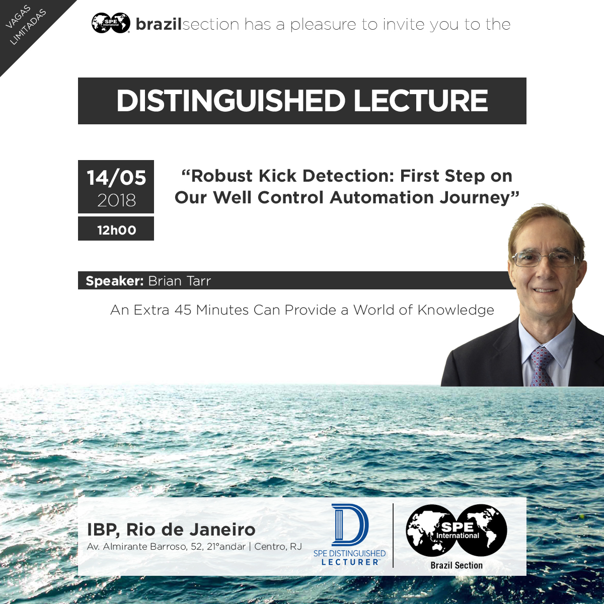 DISTINGUISHED LECTURER: 'Robust Kick Detection: First Step on Our Well Control Automation Journey'