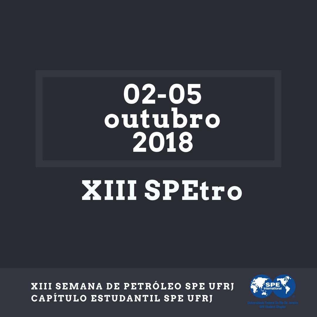 XIII SPEtro