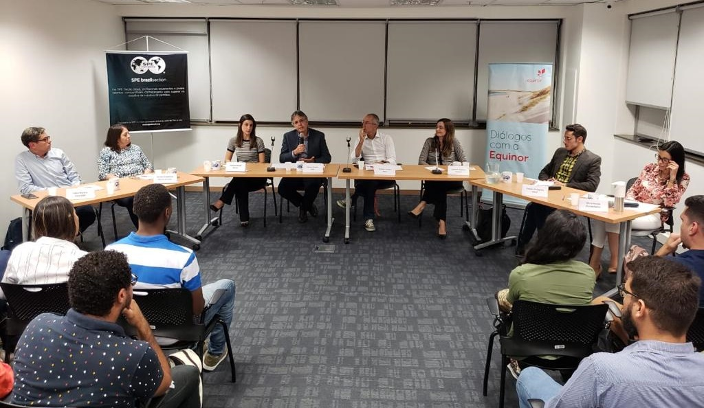 Realizado: SPE Career Talk