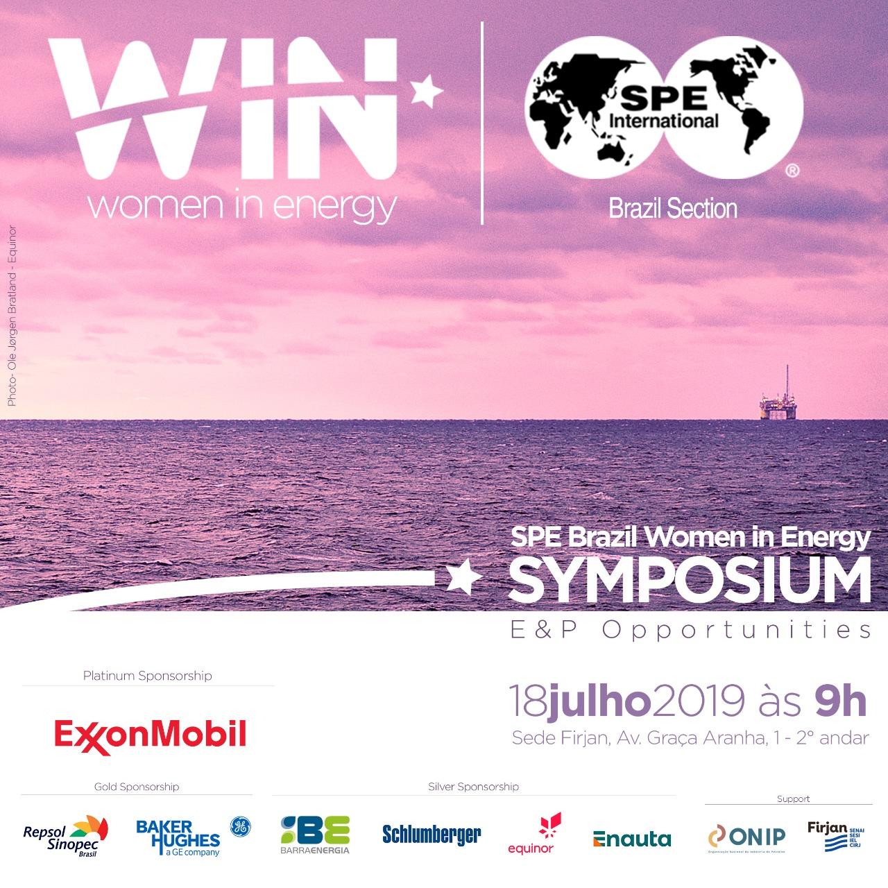 SPE Brazil Women in Energy Symposium: E&P Opportunities