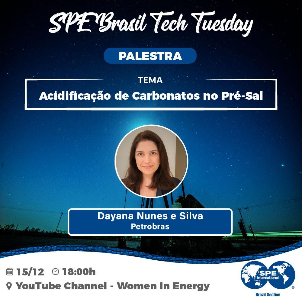 """Technical Tuesday: """"Acidificação de Carbonatos no Pré Sal"""""""