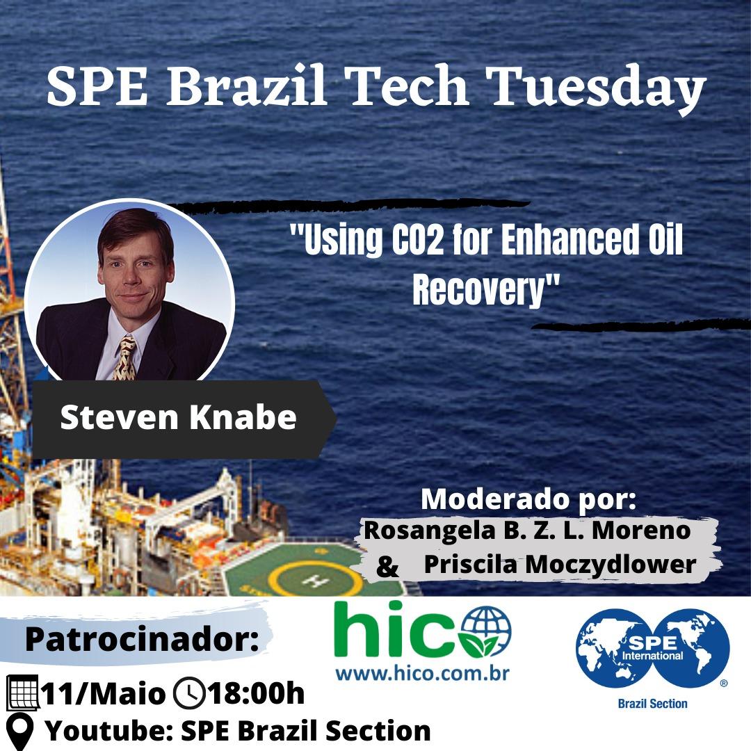 SPE Brazil Tech Tuesday – 11 de maio