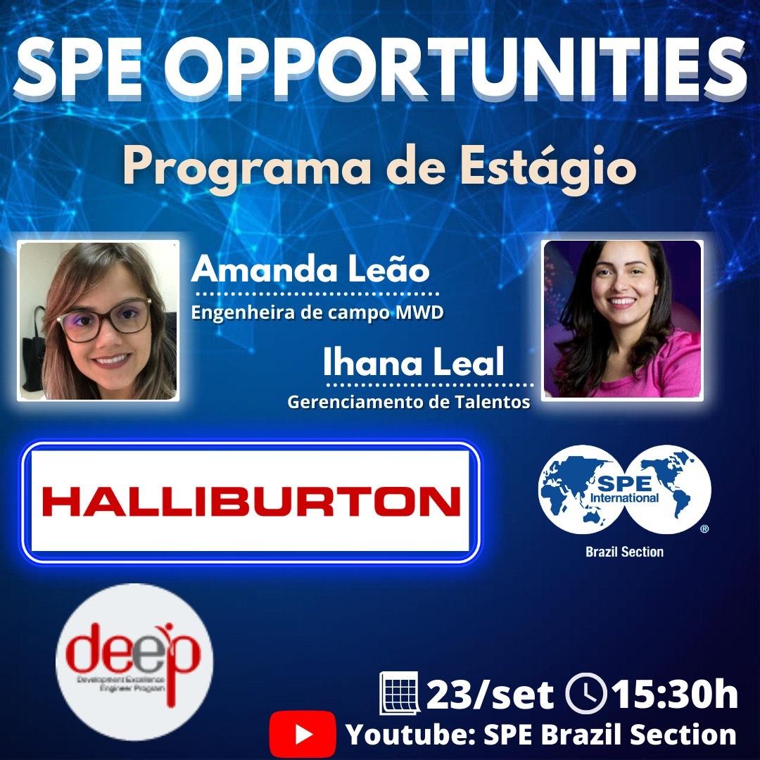 SPE Opportunities