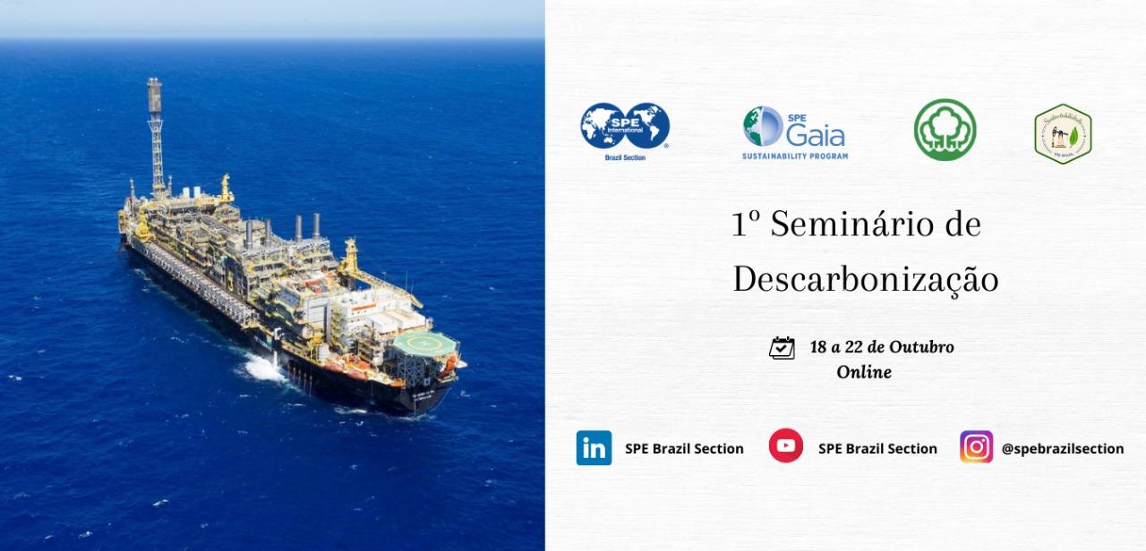1º Seminário de Descarbonização no E&P