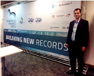 [Entrevista] Engenheiro Alex Dal Pont fala sobre o Subsea Tie Back Forum