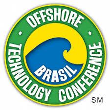 Está chegando a OTC Brasil no Rio de Janeiro.