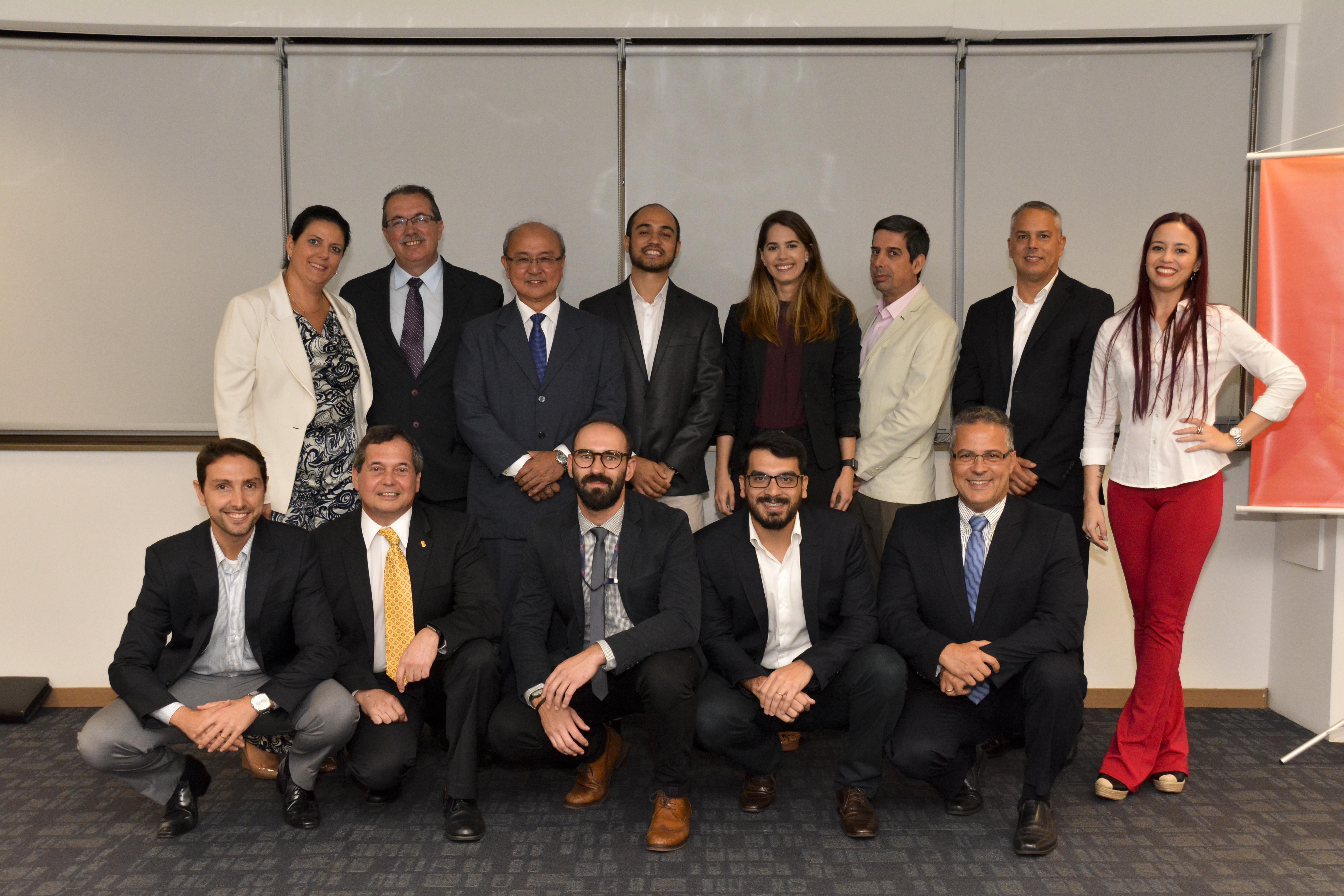 Nova Diretoria da SPE Brasil é eleita para biênio 2018-2020