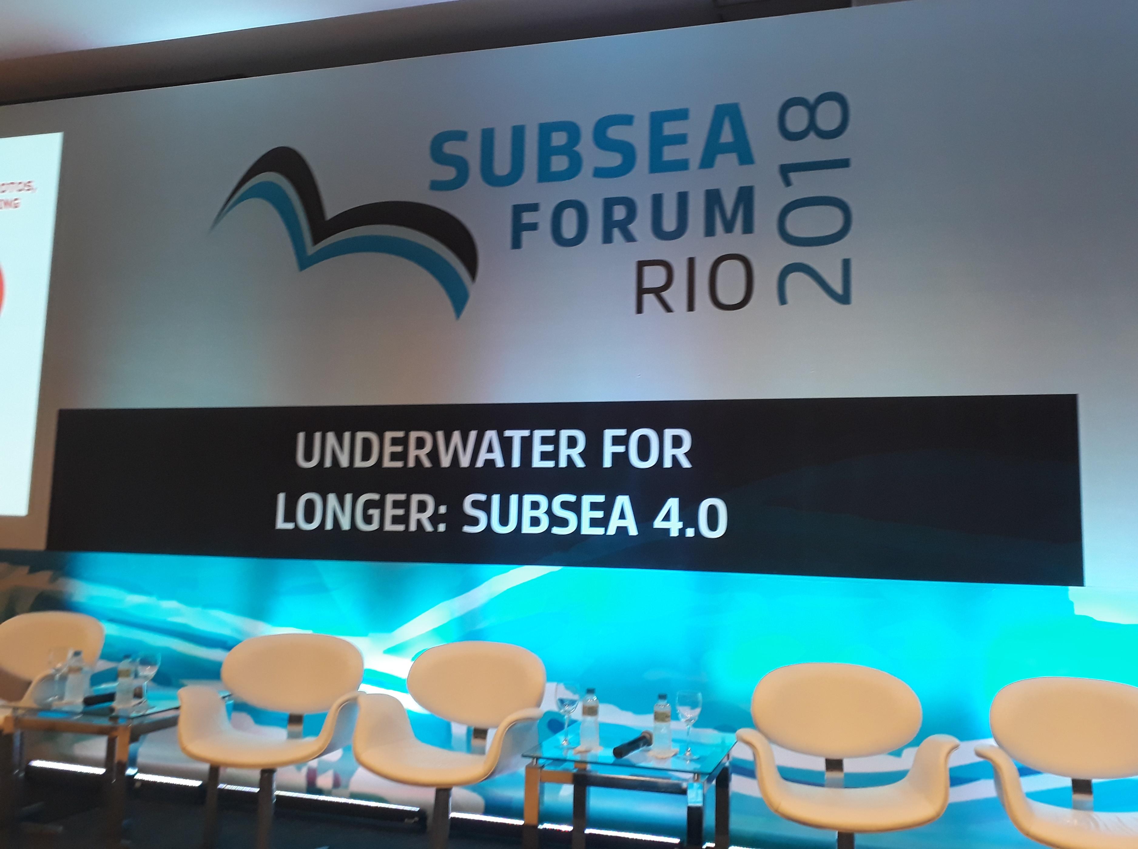 Subsea Forum Rio 2018