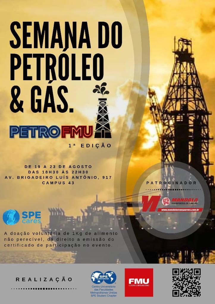 Semana do Petróleo e GÁS – PETROFMU