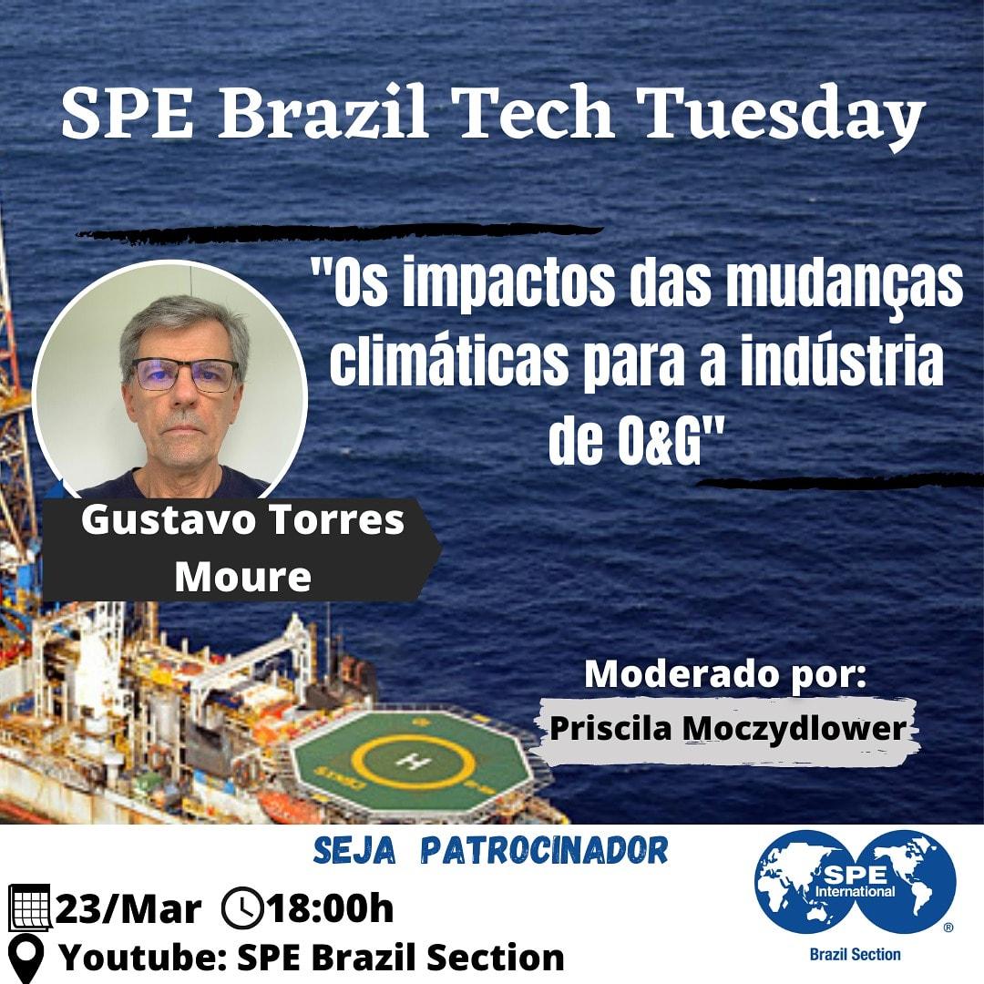 SPE Brazil Tech Tuesday – 23 de março