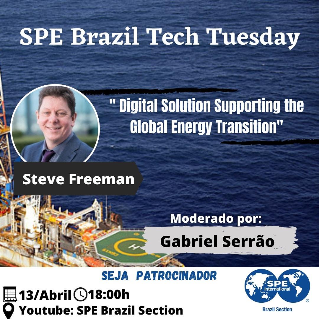 SPE Brazil Tech Tuesday – 13 de abril