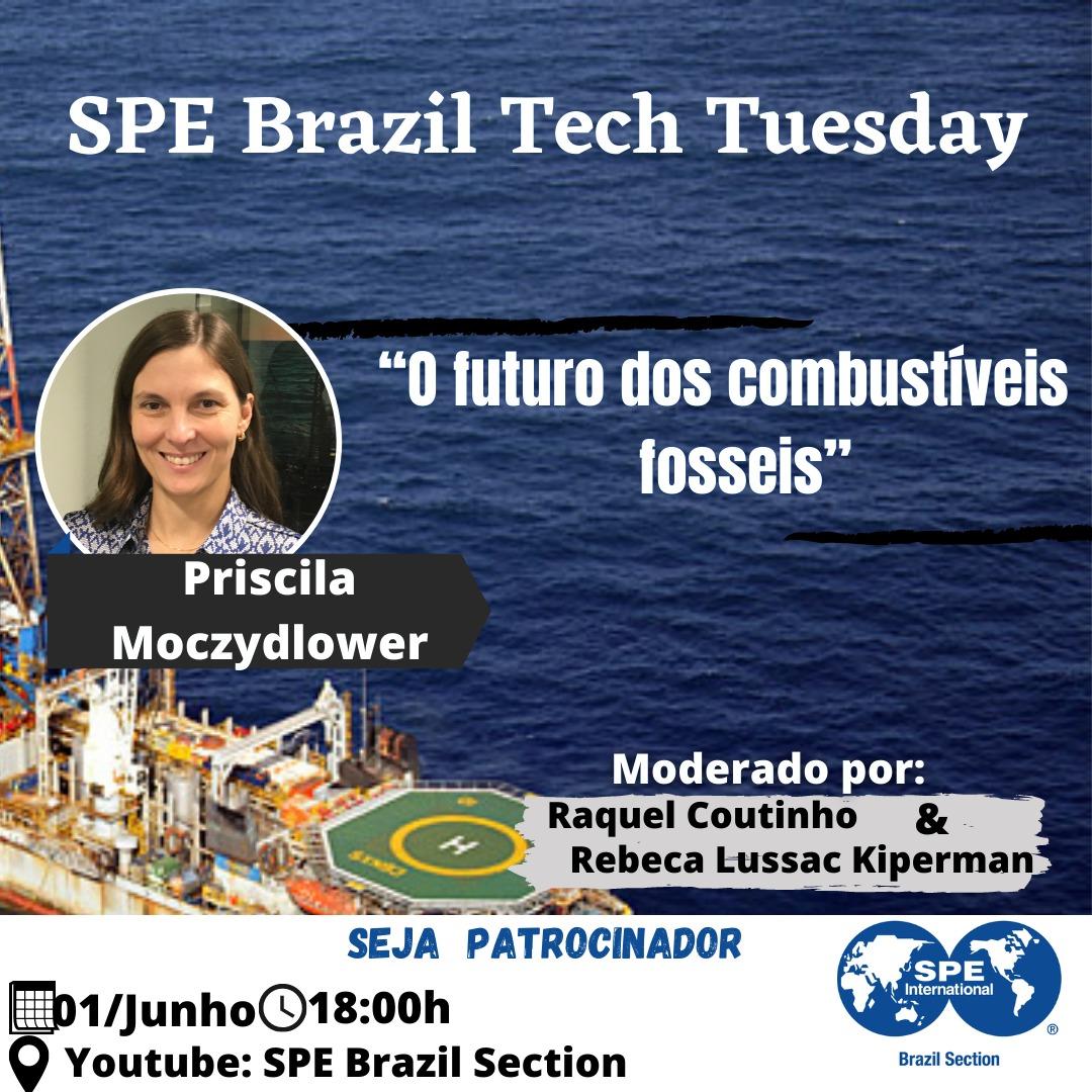 SPE Brazil Tech Tuesday – 01 de junho