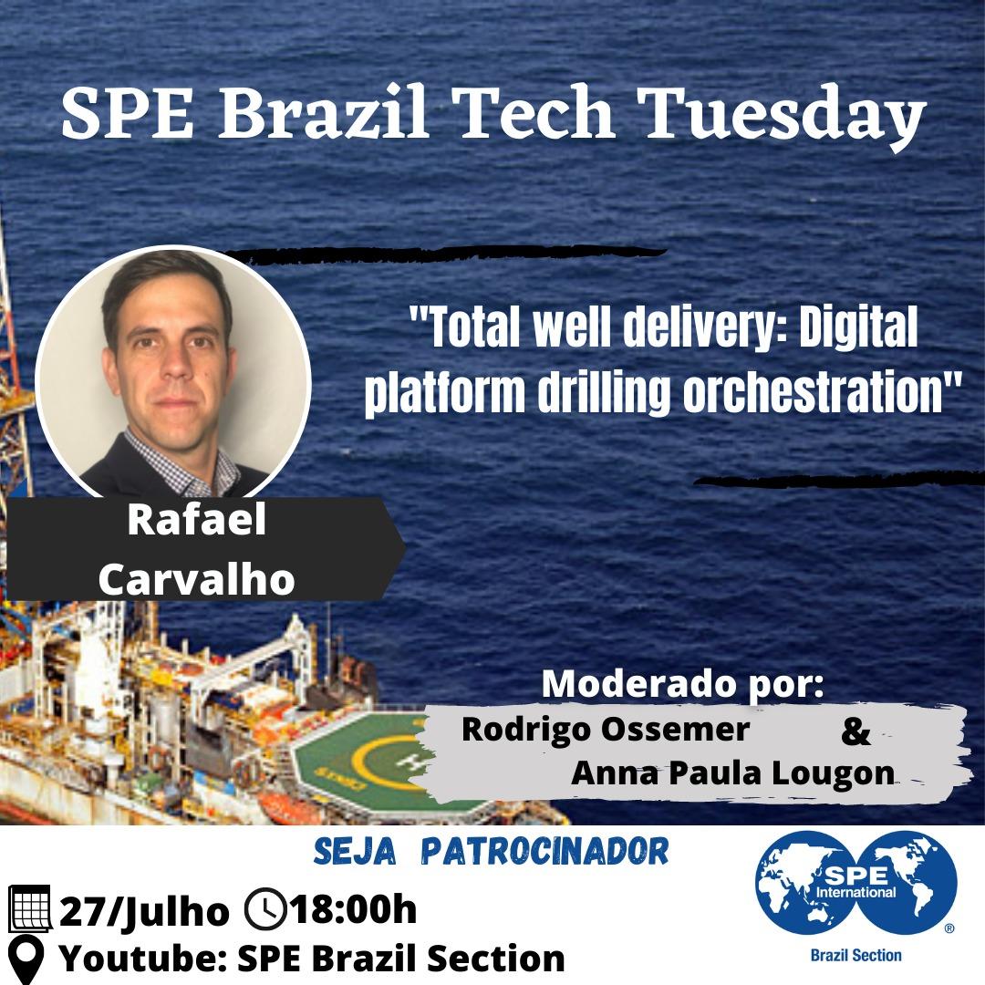 SPE Brazil Tech Tuesday – 27/07